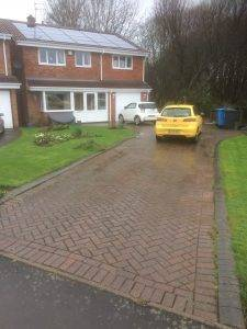 Driveways in Codsall & Wolverhampton