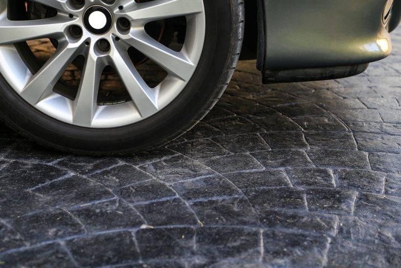 Concrete driveways in Wolverhampton