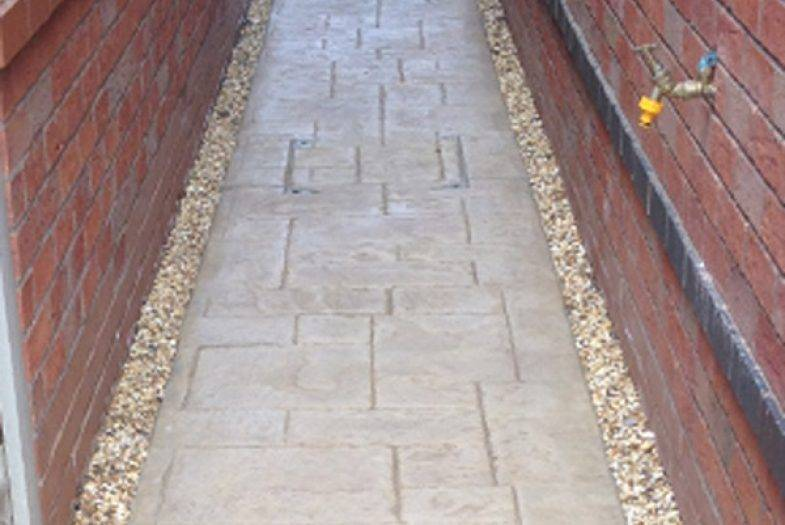 Footpaths and Driveways in Codsall
