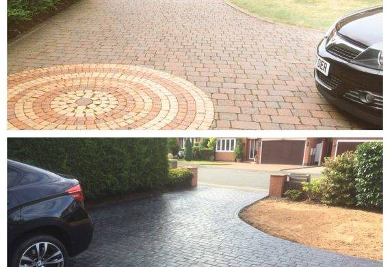 Driveways in Wolverhampton