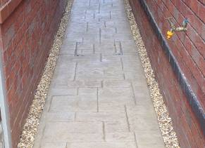 Sealed Footpaths and Driveways in Codsall