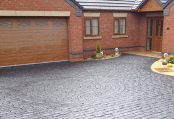 Home Driveways in Codsall
