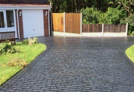 Professionally Installed Concrete Driveways in Codsall
